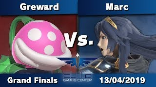 [Elite Gaming Center #04] Greward (Planta Piraña) vs Marc (Lucina) SSBU Grand Finals