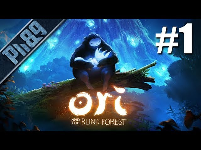 HOGY LEHET ÍGY KEZDENI?! | Ori and the Blind Forest Definitive Edition #1