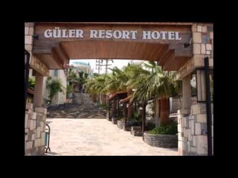 RİVİERA GÜLER RESORT HOTEL BODRUM 0850 333 4 333