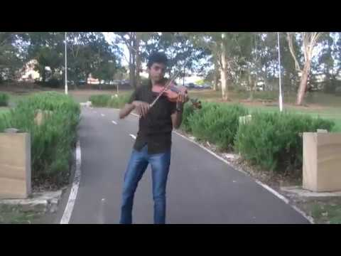 Belageddu Violin Cover - Kirik Party