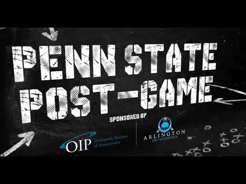 Penn State-Nebraska post-game show