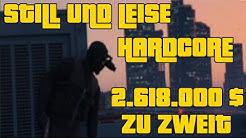 🤫💲2,7 Millionen zu zweit!//Still und leise💲🤫 - Casino Heist DLC/Update - GTA Online