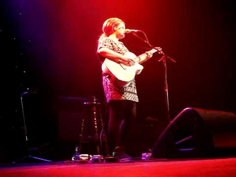 Adele - Stand By Me live @ Oosterpoort, Groningen (04/18/09)