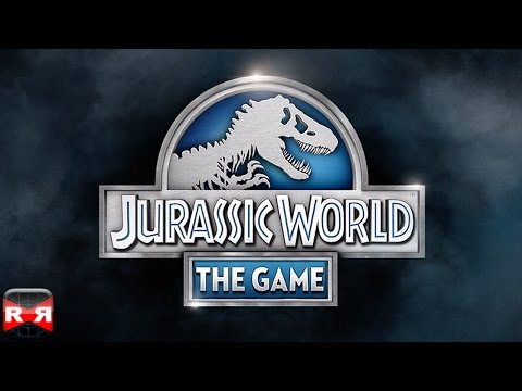 Jurassic World: The Game (By Ludia) - iOS / Android - Gameplay Video