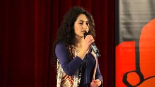 Freedom is my identity   Armine Gabrielyan   TEDxYouth@Sisian