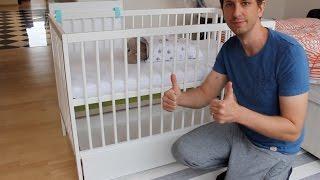 Building Baby's Cot (Mokee Mini Cot)