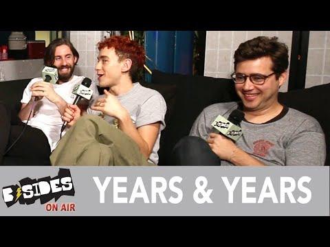 Years & Years Talk Sophomore Album 'Palo Santo', Stage Performances