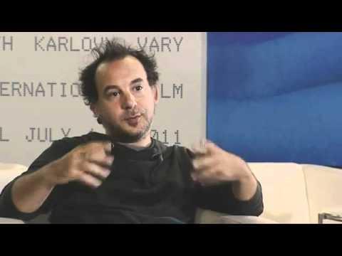 Argyris Papadimitropolous on Wasted Youth - Karlovy Vary