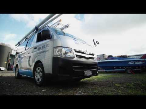 Auckland Plumbers Group - Hero Video