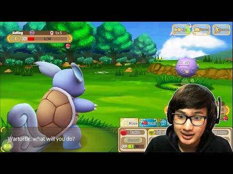 Ini Baru Game Pokemon! | Hey Monster - Indonesia | Android