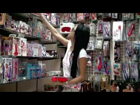 Mocha Shopping for Sex Toys on GUAM