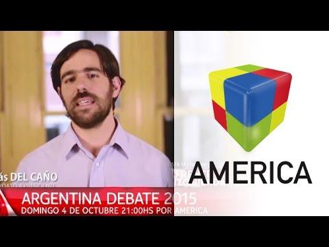 Argentina debate por América TV