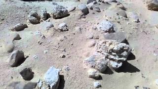 Место где были города Содом и Гоморра, Израиль.