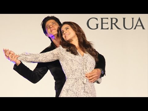 Shahrukh & Kajol's Slow DANCE To Gerua Song | Dilwale
