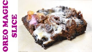 Oreo Magic Bars | RECIPE