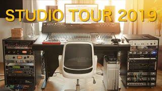 Studio Tour 2019   Zed Marty Production