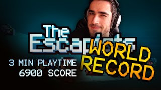 The Escapists: Fastest & Highest Score Escape Record (Center Perks) / Outdated
