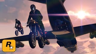 Double Cash Mobile Operations Missions, Power Mad & More (GTA Online Live Stream)