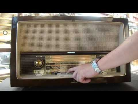ITEM 596 西門子電子管收音機  SIEMENS   珍正古董收音機有限公司