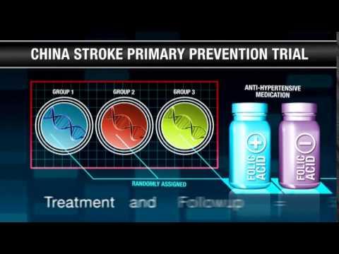 Learn How Folic Acid Reduces Risk of Stroke