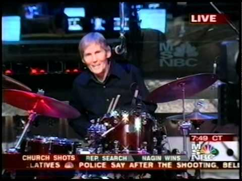 The Levon Helm Band From Imus On MSNBC Monday May 22, 2006