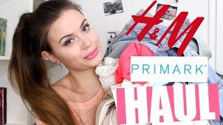 PRIMARK | H&M HAUL MÄRZ / APRIL 2016 | Golightly