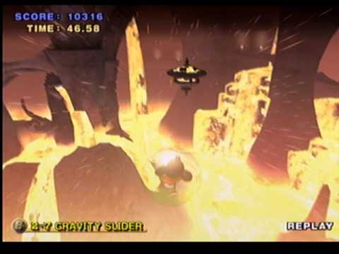Super Monkey Ball 2: Story Mode (World 2-7) Gravity Slider (46.58) (Replay)