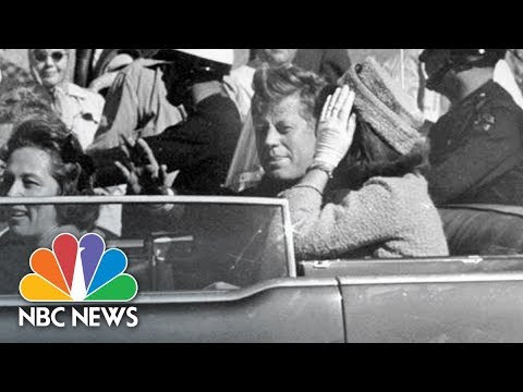 Historian Jefferson Morley Shares Insight On The JFK Assassination Files | NBC News