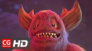 "CGI Animated Short Film HD ""BIG GAME "" by TheSchool 