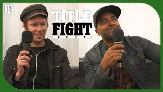 How Many Sum 41 Songs Can Cone & Dave Name In 1 Minute? - Title Fight