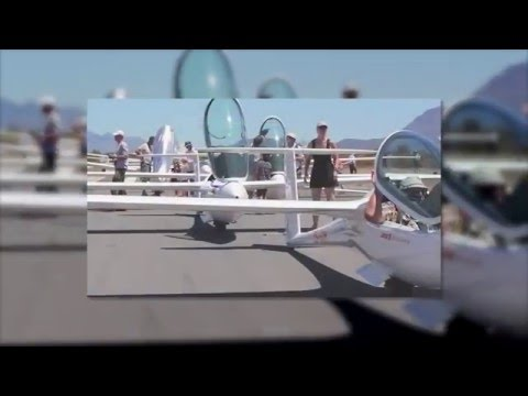 Sailplanes and gliding competitions explained