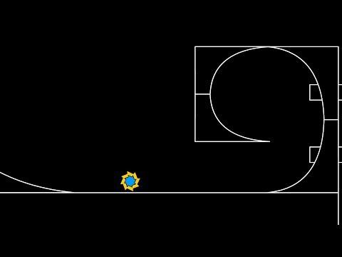 Geometry Dash Animation - Ball Portal