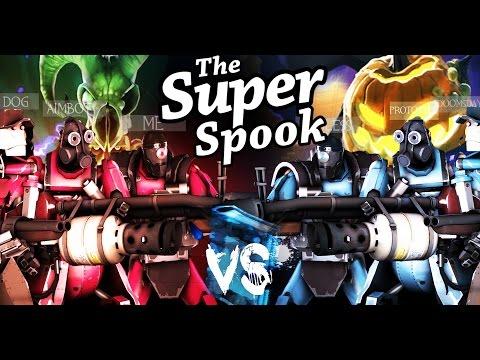 Tf2: The Super-Spook Bot Showdown 2016 - YT