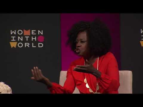 WITW L.A. Salon: Viola Davis on being told she's 'a black Meryl Streep'