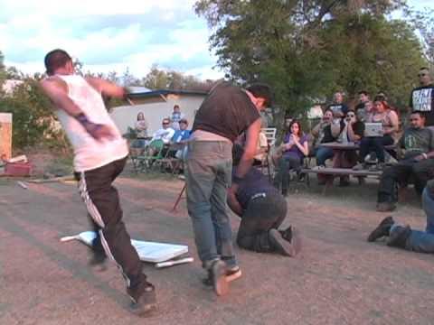 ESW backyard wrestling  August 24th 2013 recap  YouTube