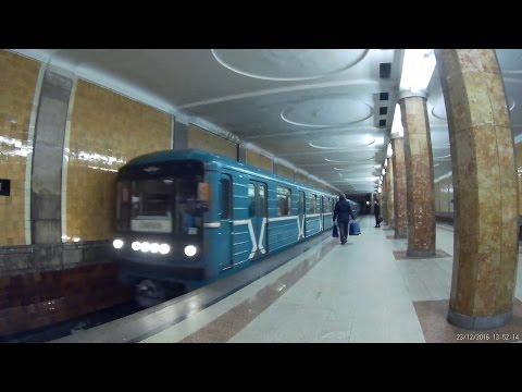 Станция Красносельская 23.12.2016