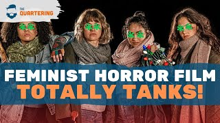 SJW Horror Film FAILS! Black Christmas Totally Tanks! (Shocking)