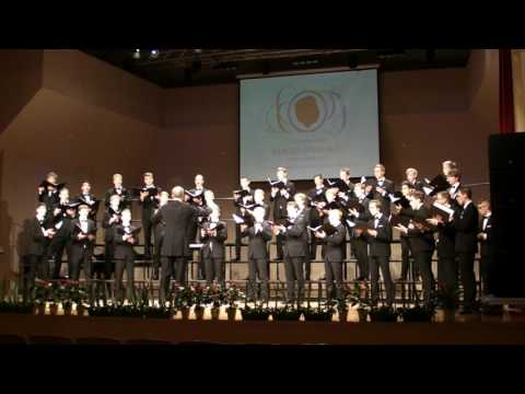 Day 2: Estonian National Opera Young Men Choir (Choir leader Hirvo Surva, Estonia)