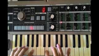 Download lagu Pee Wee Gaskins - Dari mata Sang garuda ( Synthesizer cover by freeonTS )