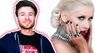 Christina Aguilera - Not Myself Tonight [REACTION]