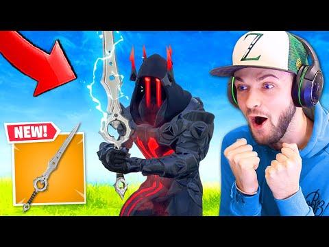 the *NEW* SWORD in Fortnite!