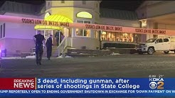 State College Overnight Shooting Incidents Leave 3 Dead