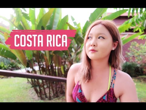 COSTA RICA VLOG: Arenal Volcano (My First Solo Trip!)