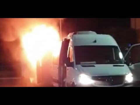 "Betraying The Martyrs cancel tour due to tour van fire - Jinjer post live video of ""Ape"""