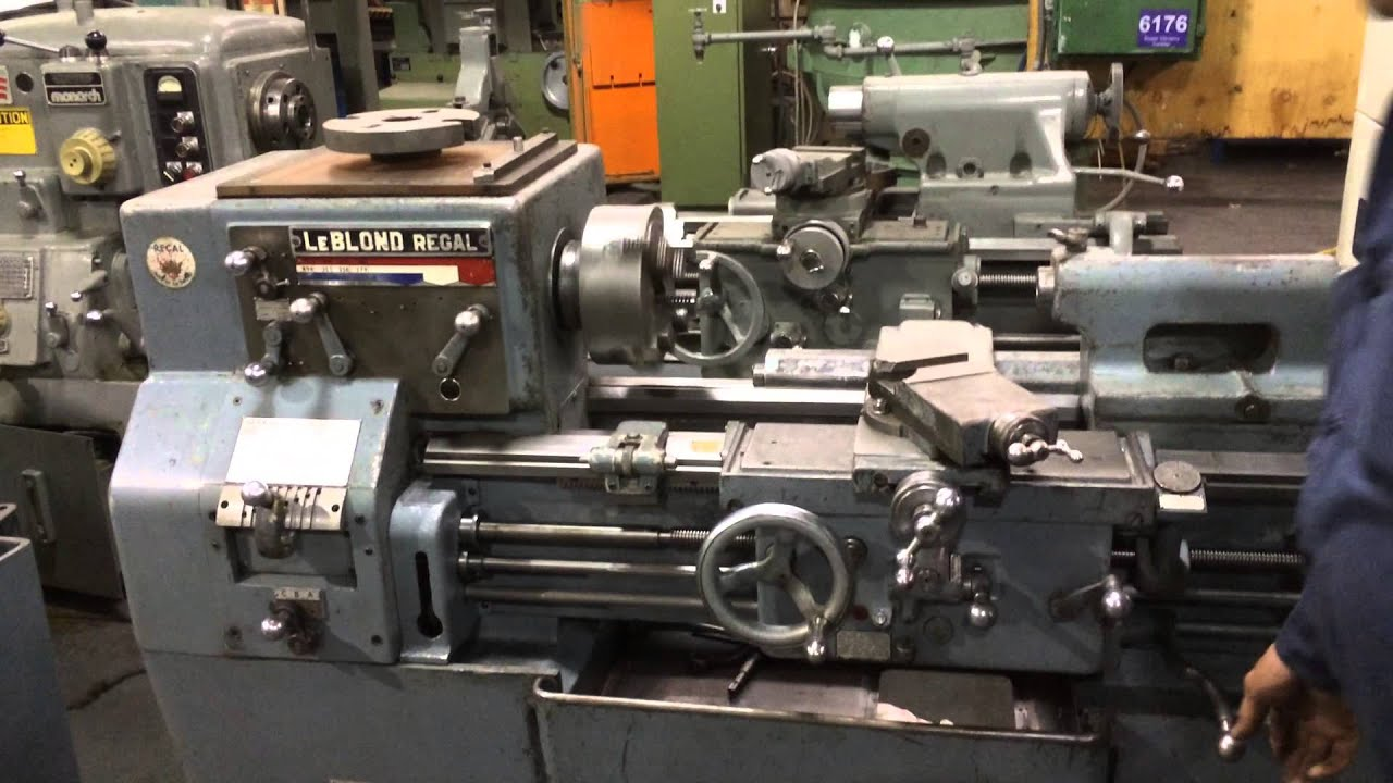 Inspira 1 8 manual engine lathe
