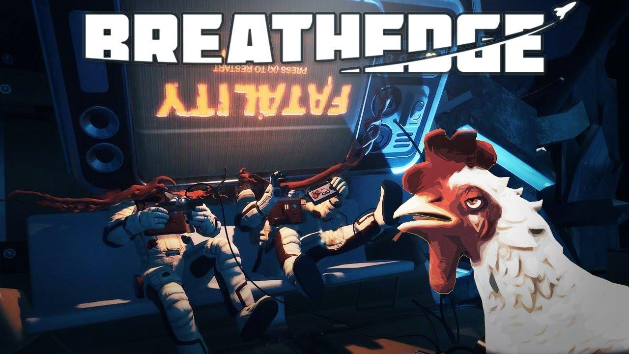 FATALITY RED ES EL MEJOR COLOR DE PINTURA - Breathedge Early Access Gameplay Ep2 + vídeo