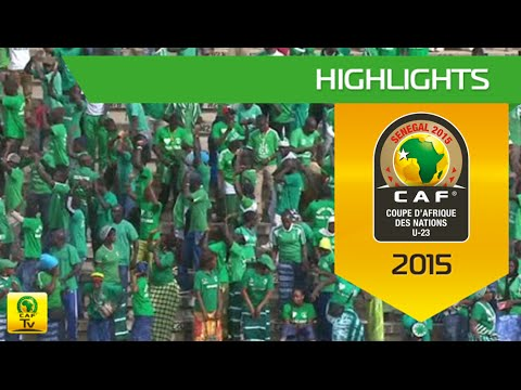Fans before South Africa vs Zambia | U-23 Africa Cup Of Nations, SENEGAL 2015