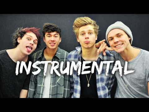 5 Seconds Of Summer - Amnesia (Instrumental & Lyrics)