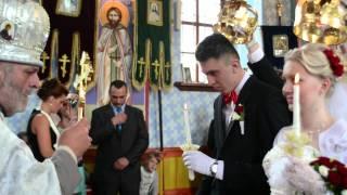 videoclip Paulina & Tomek Hajnówka Cerkiew Prawosławna
