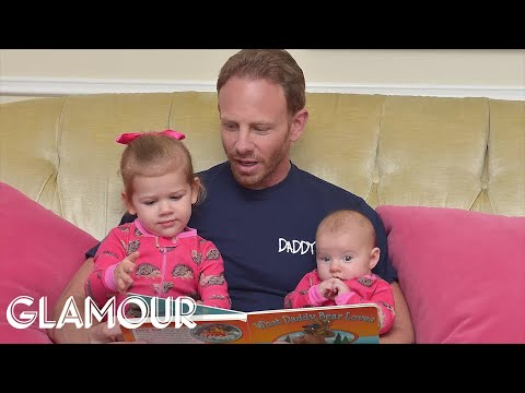 Sharknado Star Ian Ziering Is the Most Adorable Dad Ever